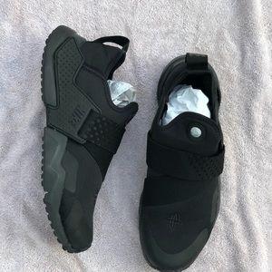 Nike Air Huarache Extreme Black Big Kids Shoes